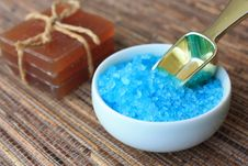 Free Sea Salt Royalty Free Stock Photo - 13611855
