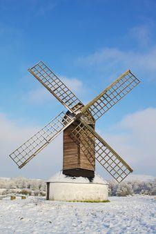 Free Windmill Stock Photos - 13612353