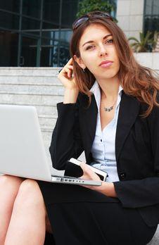 Free Businesswoman Stock Photo - 13613200