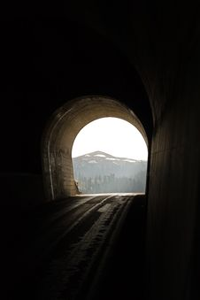 Free Tunnel Stock Images - 13613594