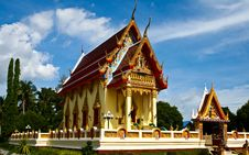 Free Buddhist Temple Royalty Free Stock Photo - 13613865