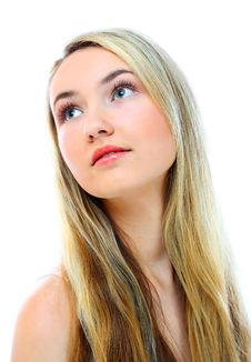 Free Young Woman Royalty Free Stock Image - 13613876
