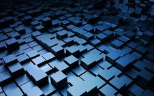 Free Abstract Cubes Stock Photos - 13614293