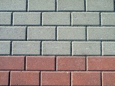 Free Bricks Wall Royalty Free Stock Photos - 13615178