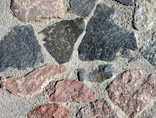 Free Stones Pavement Royalty Free Stock Images - 13615239