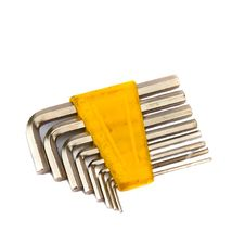 Free Hex Keys Set Stock Photography - 13616122