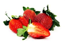 Free Red Strawberry Stock Photos - 13616663