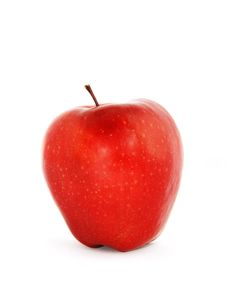 Free Red Apple Royalty Free Stock Image - 13616686