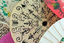 Free Parasols Royalty Free Stock Photo - 13617715