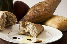 Free Artisan Bread Royalty Free Stock Image - 13617836
