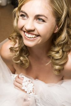 Free Beautiful Bride Stock Images - 13618094