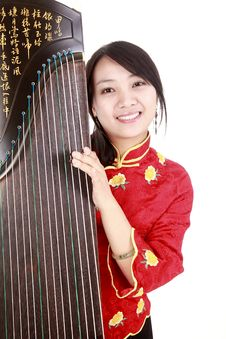 Free Chinese Musician Stock Photo - 13618520