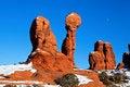 Free Balanced Rock Royalty Free Stock Photo - 13626985