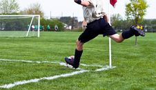 Free Corner Kick Royalty Free Stock Photography - 13620167