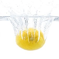 Free Lemon Royalty Free Stock Photo - 13621015