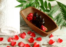 Free Spa Composition Royalty Free Stock Photos - 13622858