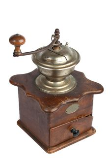 Free Old Coffee Grinder Royalty Free Stock Photography - 13623307
