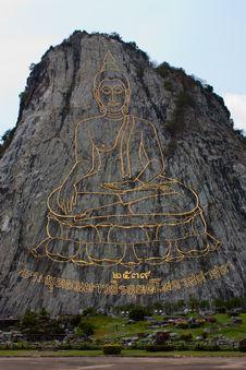 Free Khao CheeChan Buddha Image Royalty Free Stock Photos - 13623478