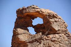 Free Rock In Libya Stock Photo - 13624140