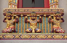 Free Temple Of Thailand Royalty Free Stock Images - 13624149