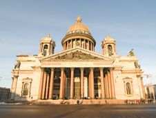 Free St. Isaac S Cathedral Stock Image - 13624241