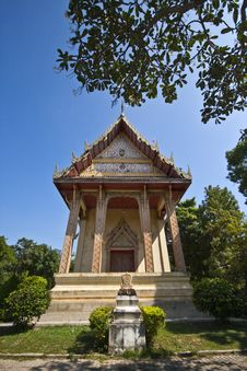 Free Temple Of Thailand Stock Photography - 13624282