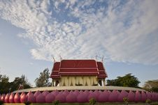 Free Temple Of Thailand Royalty Free Stock Photos - 13624288