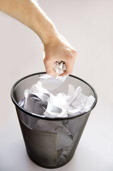 Free Garbage Conceptual Image. Stock Image - 13624321