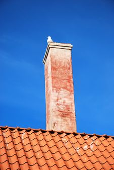 Free An Old Chimney Stock Images - 13624654
