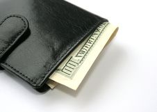 Free Money In A Purse Stock Photos - 13625013