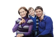 Free Holding Parents Royalty Free Stock Photography - 13625417