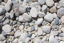 Free Stones Pattern Royalty Free Stock Photography - 13625797
