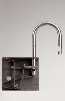 Free Open Padlock Stock Photos - 13625923