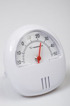 Free Celsius Thermometer Stock Image - 13626061