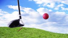 Free Golf Stock Photography - 13626452