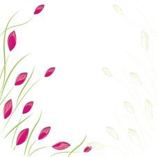 Free Floral Background Stock Images - 13626794