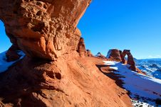 Free Delicate Arch Stock Images - 13627174