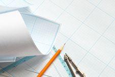 Free Draftsmanship Stock Image - 13627321