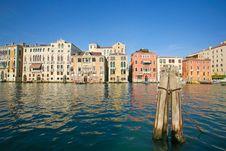 Free Venetian Townhouses Stock Photos - 13627403