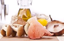 Free Exotic Mushrooms Stock Photo - 13627590