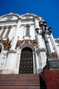 Free Cathedral Of Christ The Savior. Stock Photos - 13627603