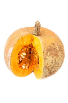 Free Pumpkin Stock Photography - 13627772