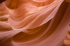 Antelope Canyon In Page Royalty Free Stock Photo