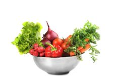 Free Fresh Vegetables Stock Photography - 13627862