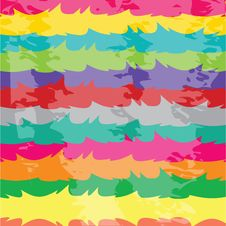 Free Abstract Background With Colored Lines Stock Images - 13627984