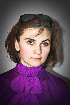 Free Girl Royalty Free Stock Photo - 13628305