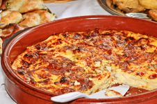 Free Quiche Royalty Free Stock Photography - 13628877