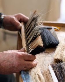 Free Brush Binder Royalty Free Stock Images - 13629349