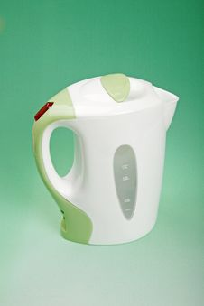 Electric Kettle Stock Photos