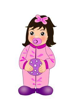 Free Toddler Girl Stock Photos - 13629643
